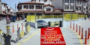 Konya'da Bedesten bölgesi tarihi yeraltı katlı otopark ile nefes aldı