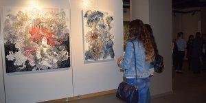 MEDAŞ'ta Karma Sanat Sergisi açıldı