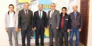 Beyşehir Belediyesinden eğitime destek çalışmaları