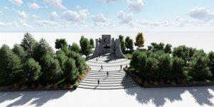 Ereğli'de Atatürk Anıtı yenileniyor