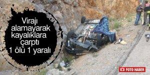 Akseki Adliyesi yazı işleri müdürü kazada hayatını kaybetti