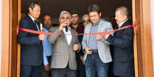 Kulu'da mahalle hizmet binası açılışı