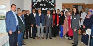 Akşehir KOMEK ve ASEM'den sergi