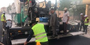 Ereğli Belediyesi asfalt çalışmalarına start verdi