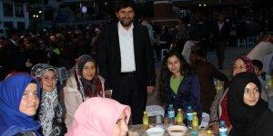 Derbent'te 'Kardeşlik İftarı'