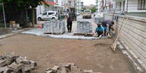 Beyşehir'de 4,5 yılda 28,4 milyon parke taşı döşendi