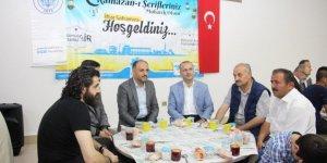 Beyşehir'de iftar ve Kadir Gecesi coşkusu