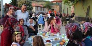 Seydişehir Belediyesi son iftar programını yaptı