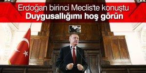 Yeni Türkiye'nin yeni kabinesi 1. Meclis't