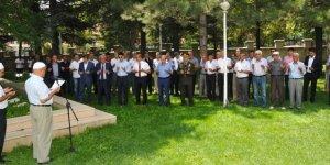 Akşehir'de 15 TemmuzEtkinlikleri