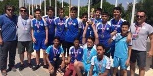 U15 Sutopu takımı, 2. Lig'e yükseldi