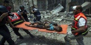 Yemen'de çocuk katliamı