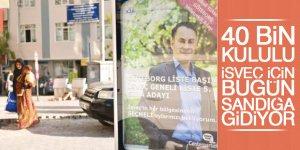 İsveç'te seçimlerin nabzı Kulu'da atıyor