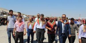 Yunak'ta Türkmen şöleni