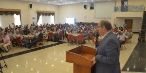 Karapınar'da imar barışı bilgilendirme toplantısı yapıldı