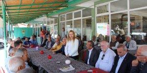 MHP Konya Milletvekili Kara'dan Yalıhüyük'e ziyaret