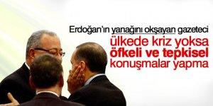 Barlas'tan Erdoğan'a eleştiri