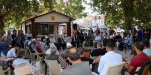 """Başkan Altay: """"Yeni Büyükşehir Yasası ile ilçelerimiz gelişiyor"""""""