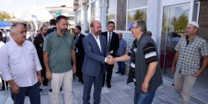 Başkan  Pekyatırmacı, vatandaşlarla buluştu