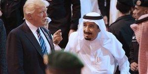 Trump'tan Suudi Kralı Selman'a: Biz olmasak 2 hafta bile dayanamazsın
