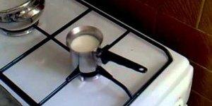 Patlayan süt nedir? Süt nasıl patlar?
