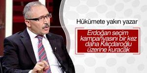 Selvi: Erdoğan seçim kampanyasını bir kez daha Kılıçdaroğlu üzerine kuracak
