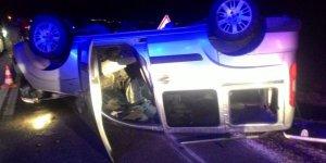 Konya'da trafik kazası: 9 yaralı