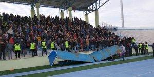 Kırıkkale'de futbol terörü!