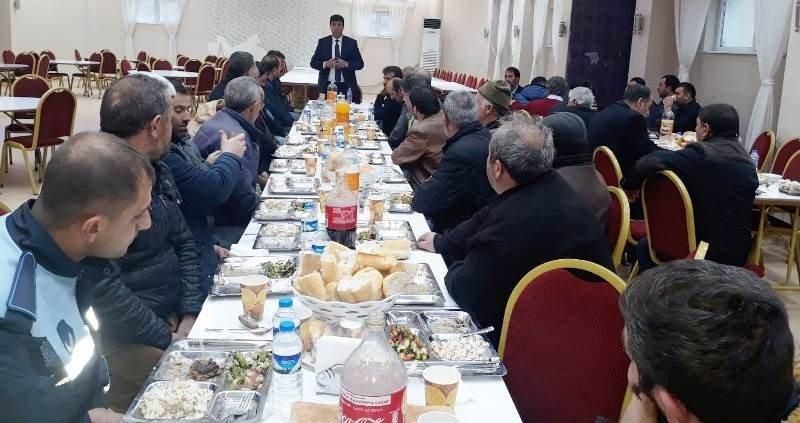 Başkan Sertoğlu, personeli ile helalleşti