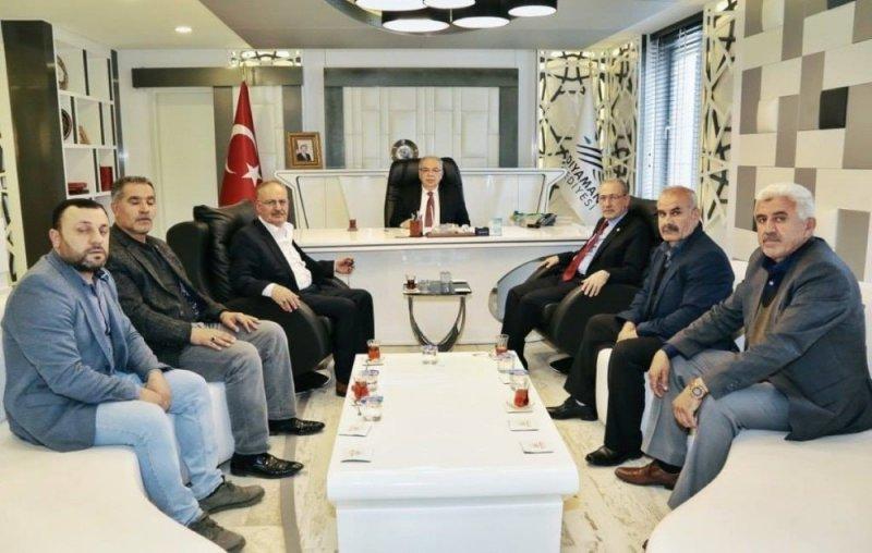 ADVAK yönetimi Başkan Kutlu ile bir araya geldi