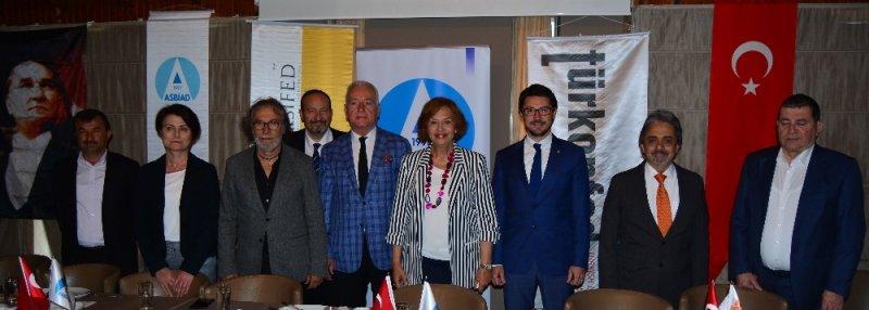 ASBİAD, Konyaaltı Belediyesi Başkan adaylarıyla buluştu