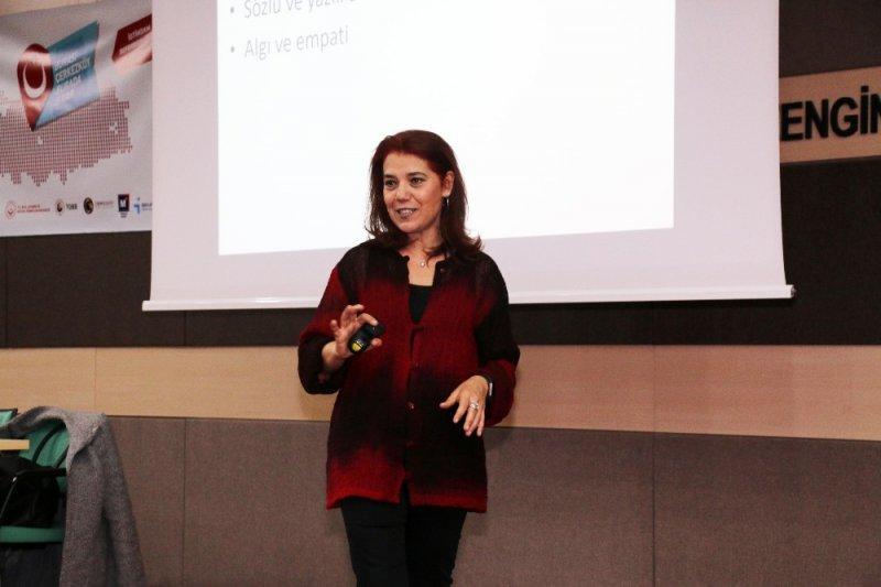 Çerkezköy TSO'da iletişim eğitimi verildi