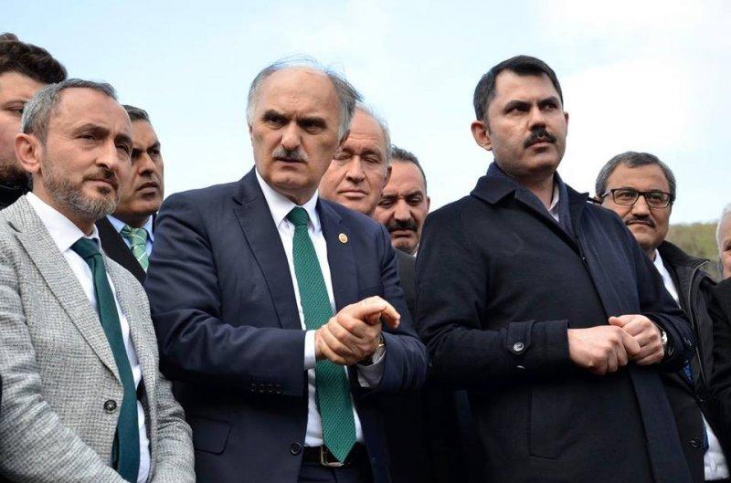 Çevre ve Şehircilik Bakanı Kurum Çavuşlu'daki çöp tesis için son noktayı koydu