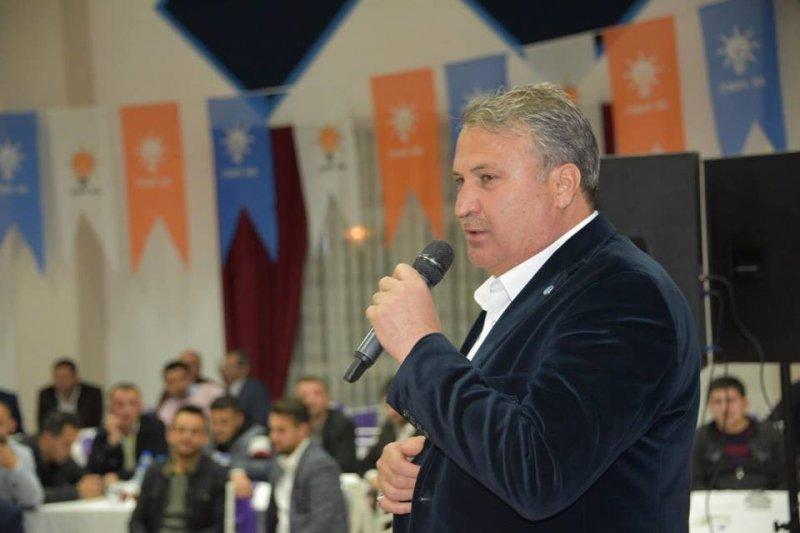 Başkan Çerçi sandık başkanlarıyla bir araya geldi