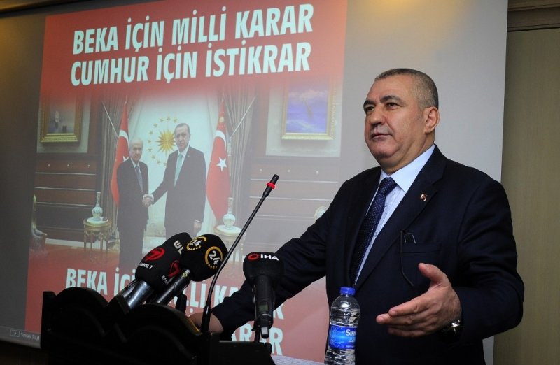 Erkan Koçali yerel seçim kararını açıkladı