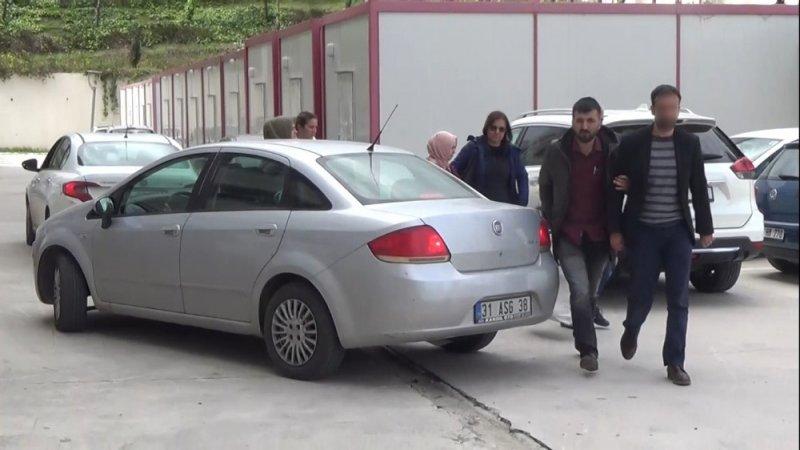 Kaçmaya hazırlanan FETÖ'cüler Hatay'da yakalandı