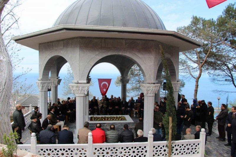 Ali Şükrü Bey, ölümünün 96. yılında mezarı başında dualarla anıldı
