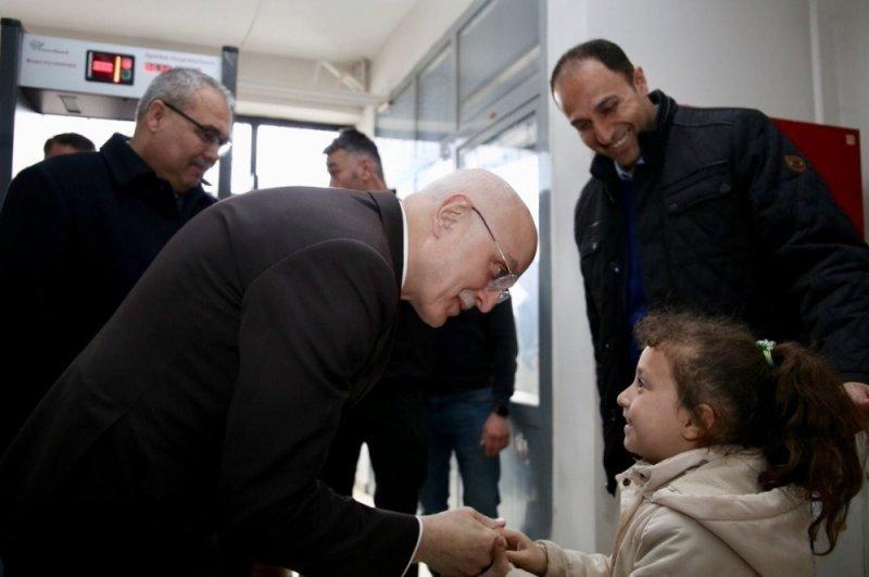 İçişleri Bakan Yardımcısı Erdil'den Hasköy ve Korkut ilçesine ziyaret