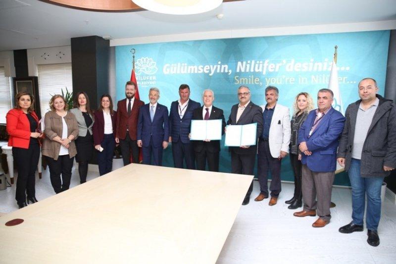 Nilüfer Belediyesi ile Genel-İş Sendikası anlaştı