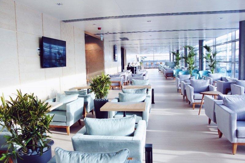 Riga Primeclass Lounge, Avrupa'da yılın yolcu salonu seçildi