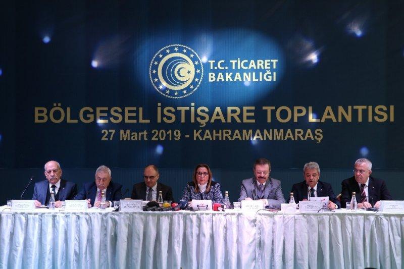"""Bakan Pekcan: """"Türkiye'de biz kağıtsız ihracatı gerçekleştirdik"""""""