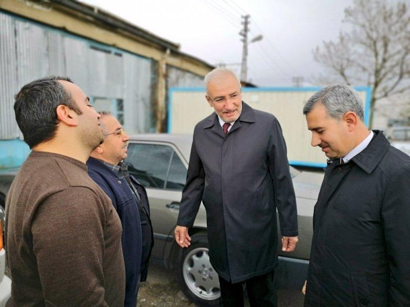 Belediye Başkanı Mehmet Çınar,yeni dönemde yeni nesil projelerini anlattı