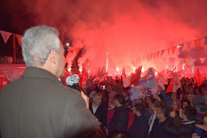 Karabük'te 'AK Yürüyüşler' devam ediyor