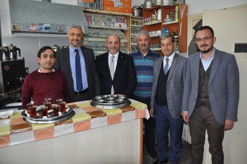 """""""Simav'da AK Parti belediyeciliği devam edecek"""""""