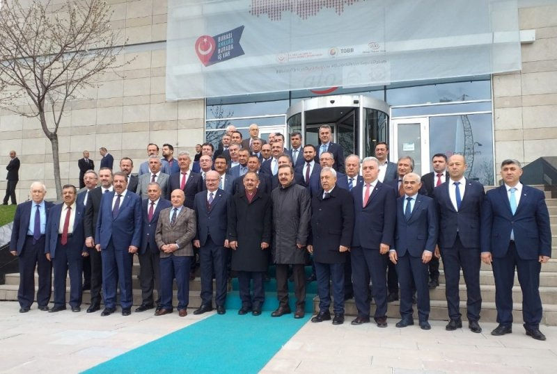Ankara Odalar ve Borsalar Müşterek Toplantısı