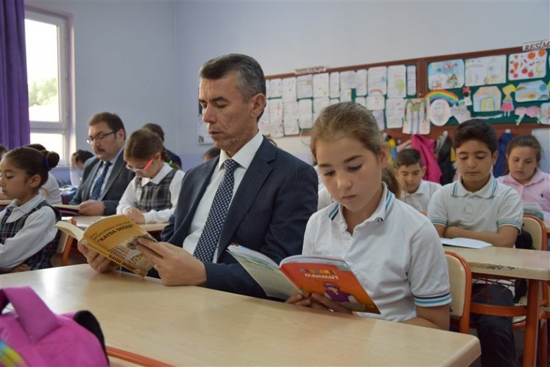 BENGİ ile 180. kitap okuma etkinliği