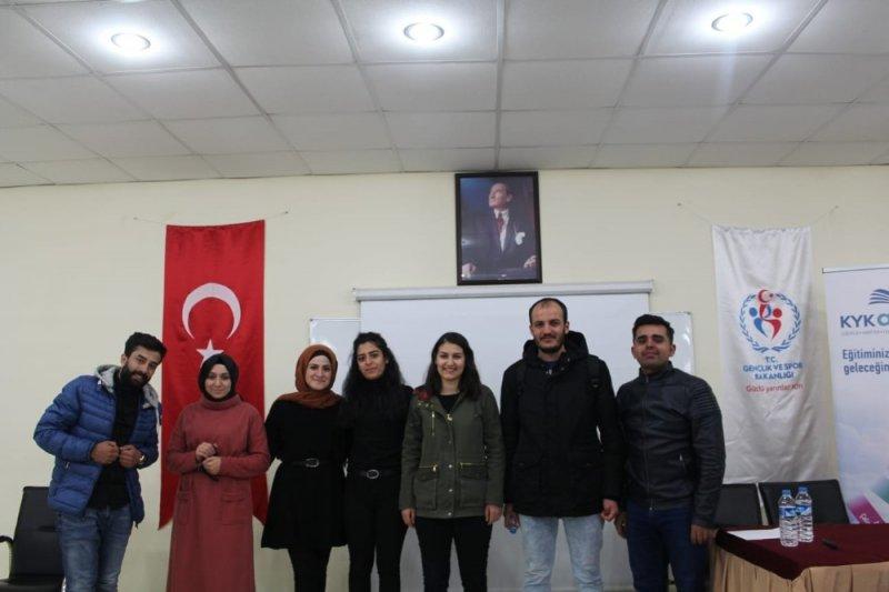 BEÜ Proje Atölyesinden 'Fikir Kampı' etkinlikleri