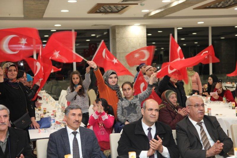 Ahıska Türkleri baharın gelişini kutladı