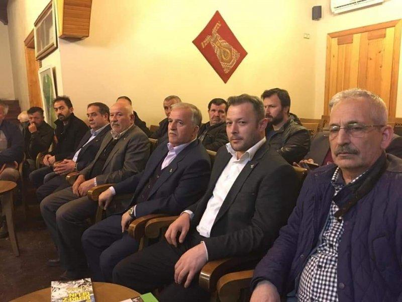 Demir STK temsilcileriyle buluştu