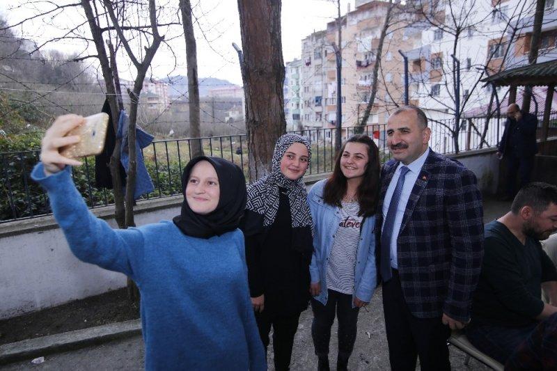 """Cumhur İttifakı Arsin Belediye Başkan Adayı Gürsoy: """"Vatandaş ne istediyse projelerimizde var"""""""